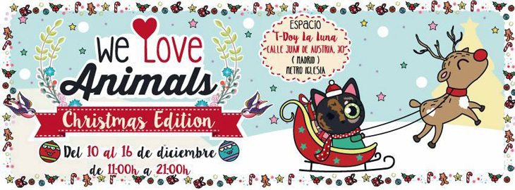 We love animals Market: Christmas Edition