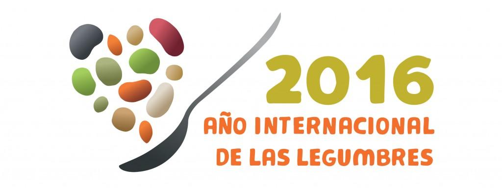 Logo de 2016 año internacional de las legumbres