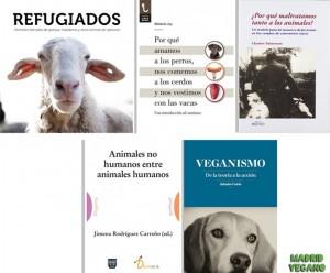 Libros veganos