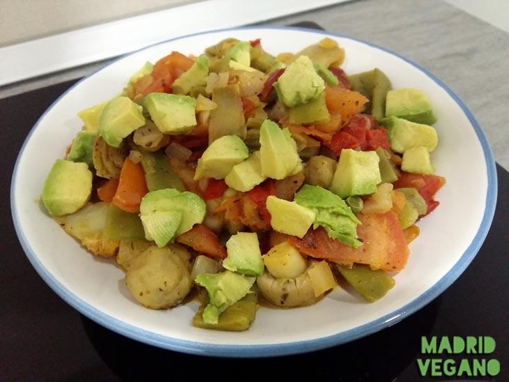 Nutrición para deportistas vegetarianos y veganos