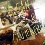 Bollería vegana y leche vegetal, un tándem posible en Madrid