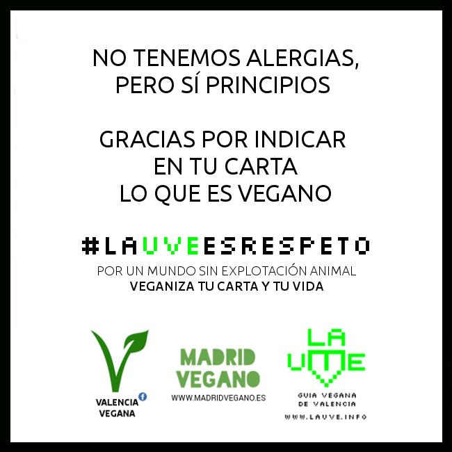 La Uve es respeto