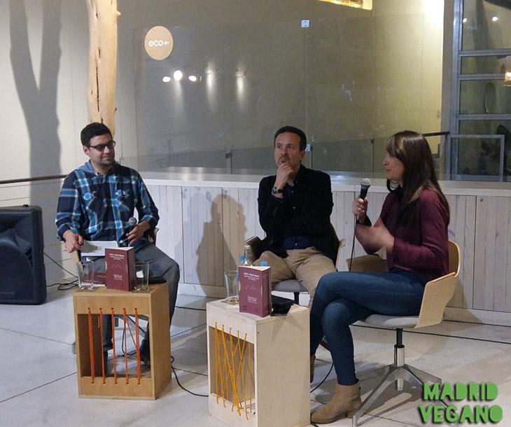 """Presentación """"Sufre luego importa"""" en Madrid"""