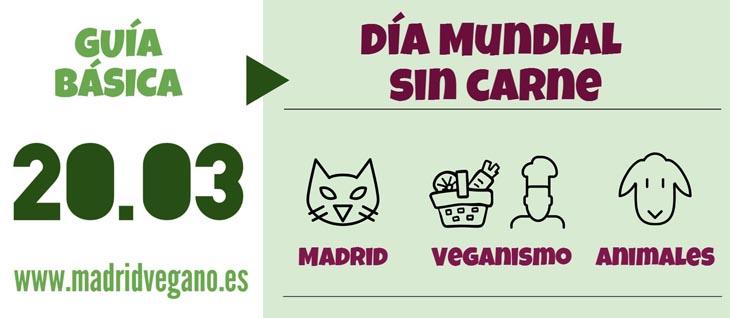 20 de marzo: guía básica del Día Mundial Sin Carne