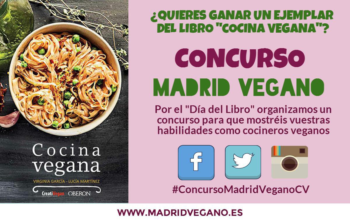 Cocina Vegana | Gana Un Ejemplar Del Libro Cocina Vegana