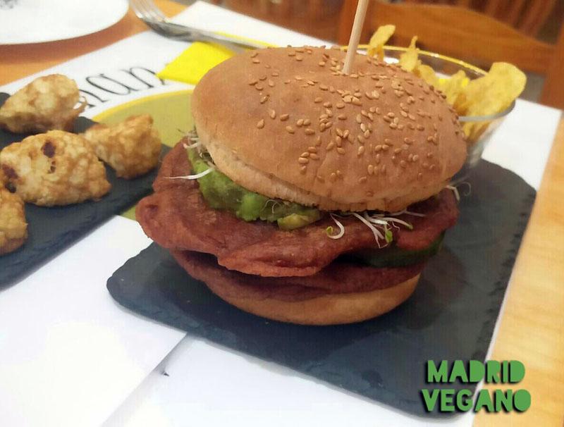 """Ruta vegana por """"los barrios"""""""