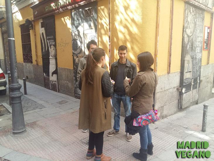 El mundo de las quedadas veganas en Madrid