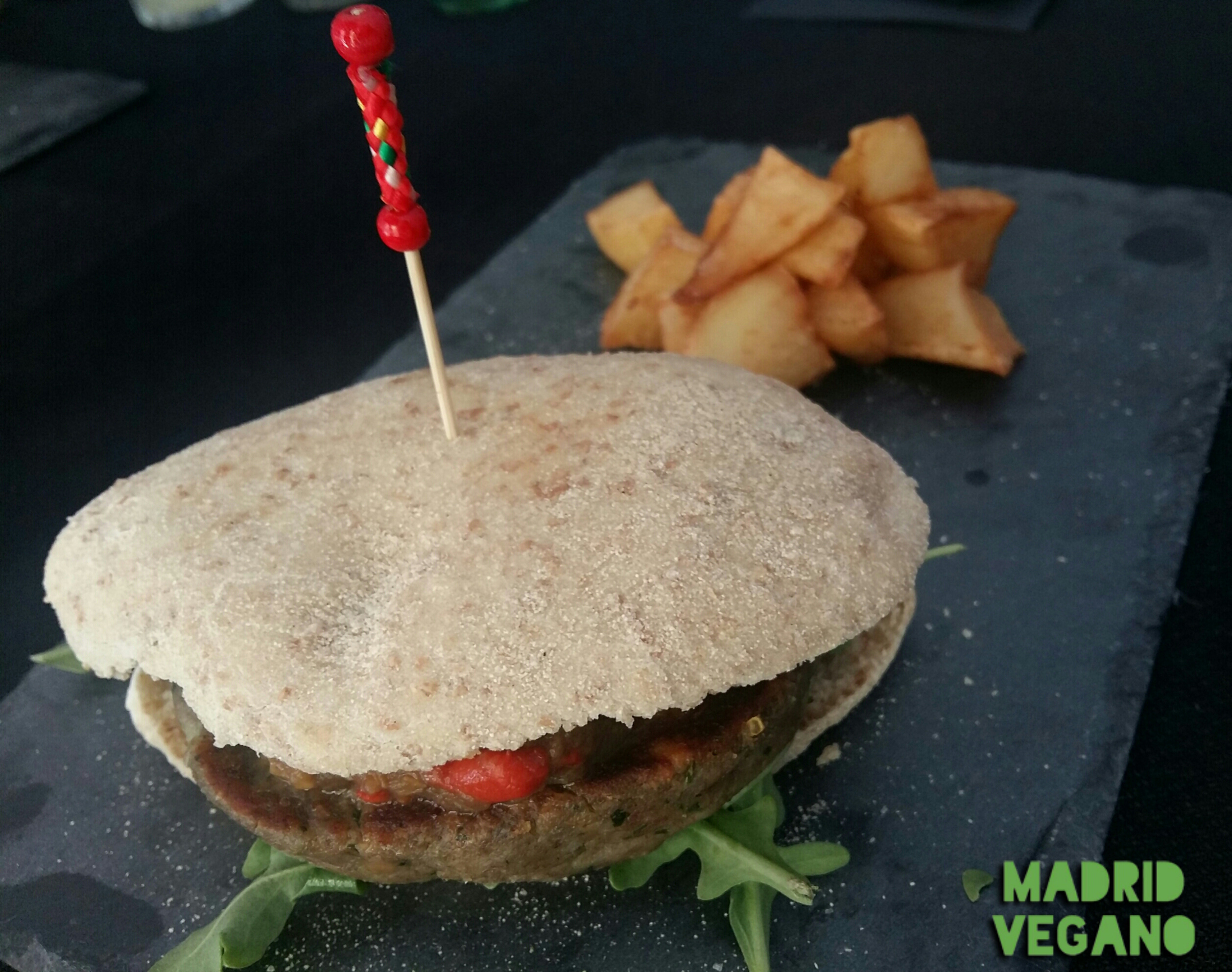 Distrito vegano, cocina vegana y arte en Lavapiés