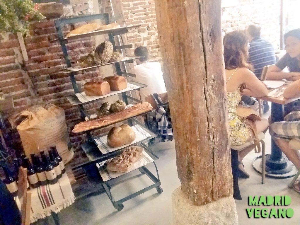 Pum Pum Café, un moderno café vegetariano en Lavapiés