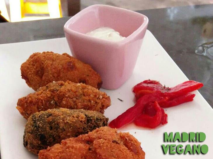 Pura Vida Vegan Bar, comida atractiva, casera y solidaria