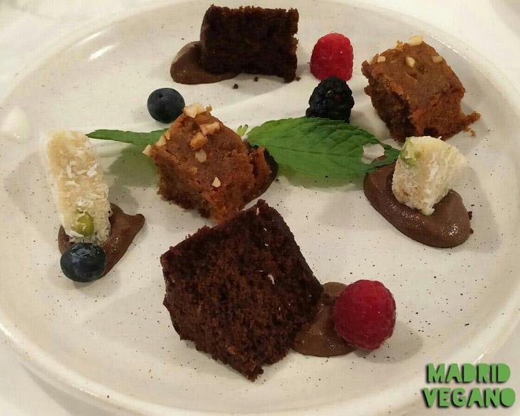 La encomienda, tapas veganas y carta sin gluten en La Latina