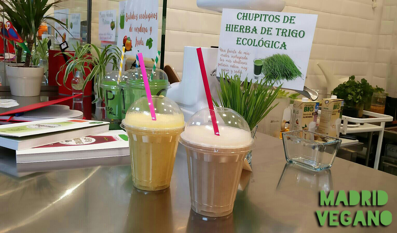 Urban Orchard, take-away vegano y ecológico en Antón Martín