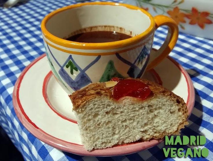 Ideas para unas dulces o saladas fiestas navideñas veganas en Madrid
