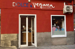Ruta vegana por Madrid Río