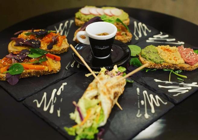 Chilling Café, un café vegano en el centro de Madrid