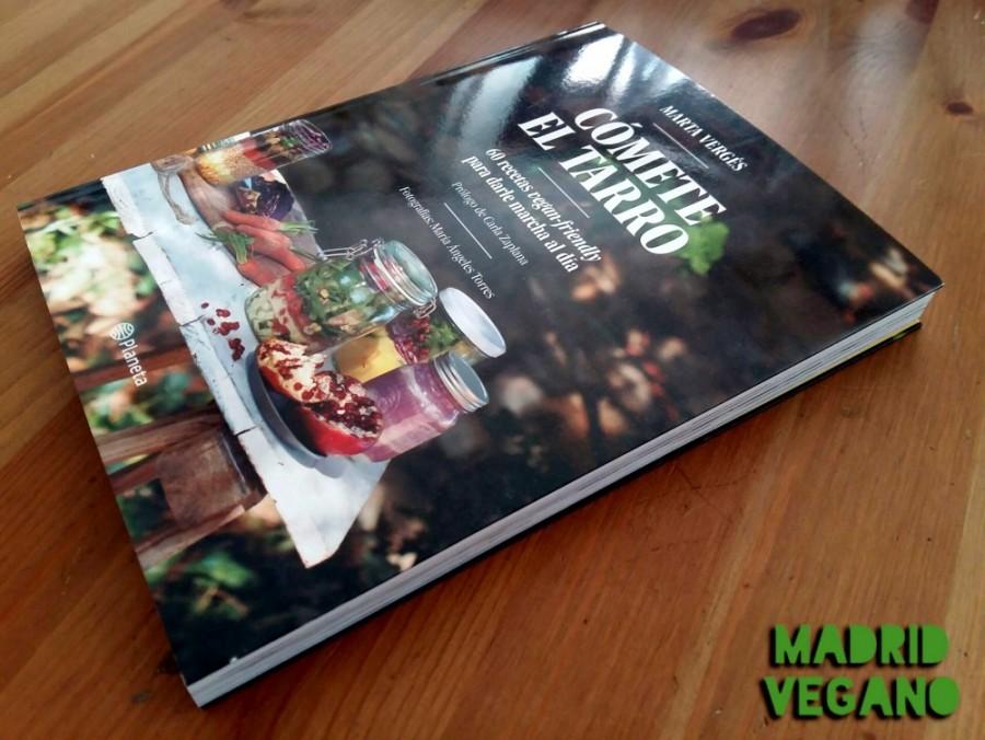 """Comete el tarro, vistosas recetas """"vegan-friendly"""""""