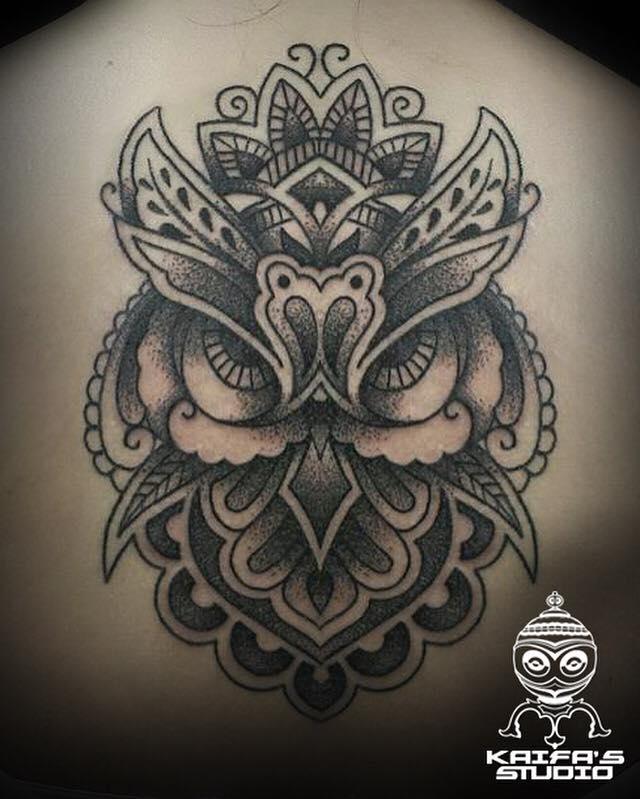 Kaifa's Studio, tatuajes para veganos en la ciudad de Madrid