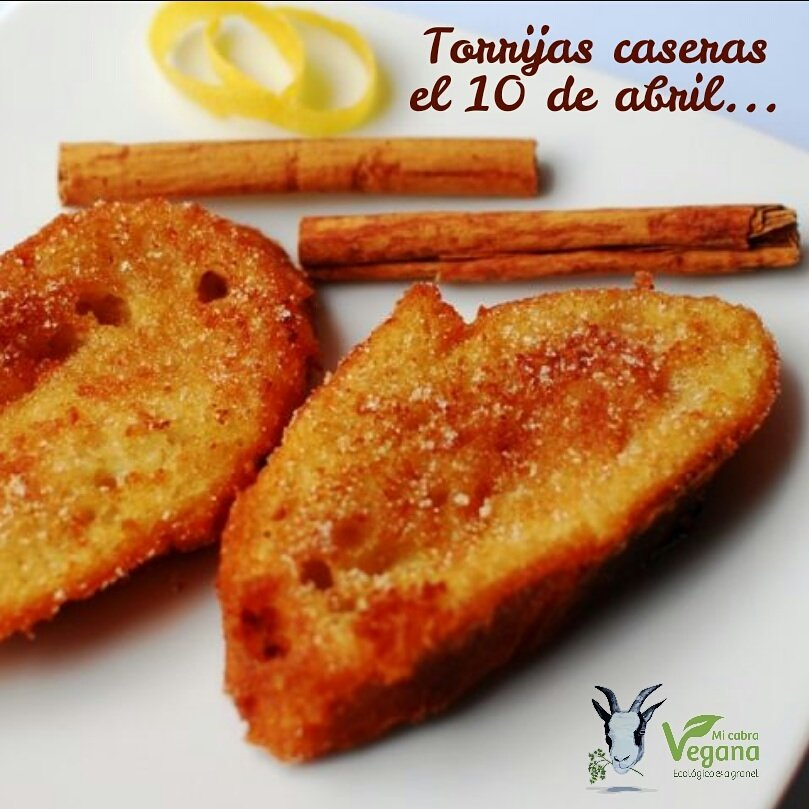 ¿Dónde encontrar torrijas veganas en Madrid?
