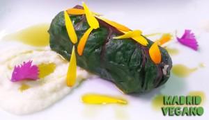 Creativa y deliciosa degustación de verduras y frutas en Entre Col y Col