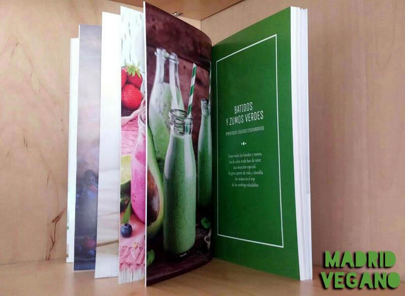 Cocina líquida vegetal, estupendas recetas para el verano