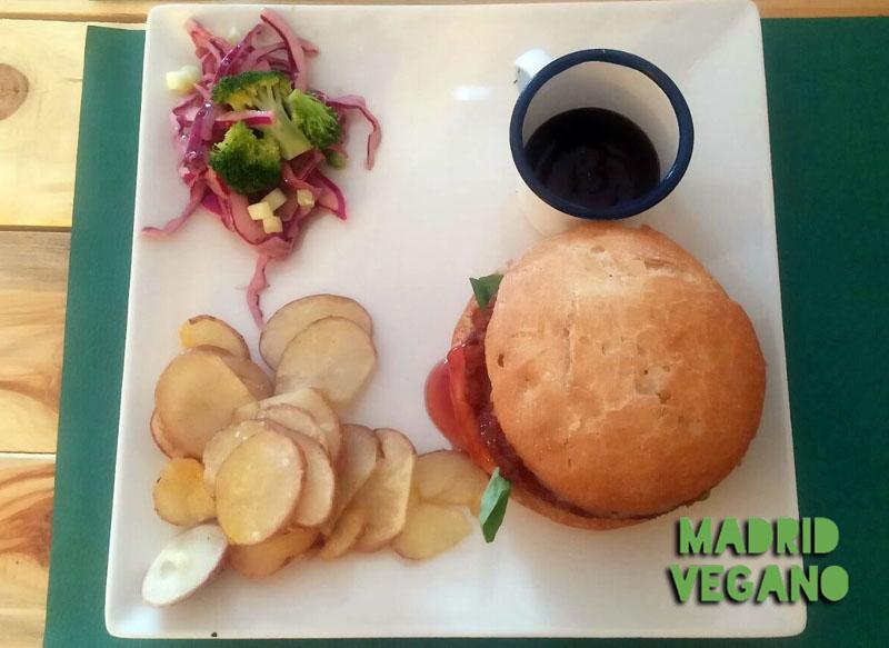 Masa Madre Vegan Food, cocina de calidad en Chueca