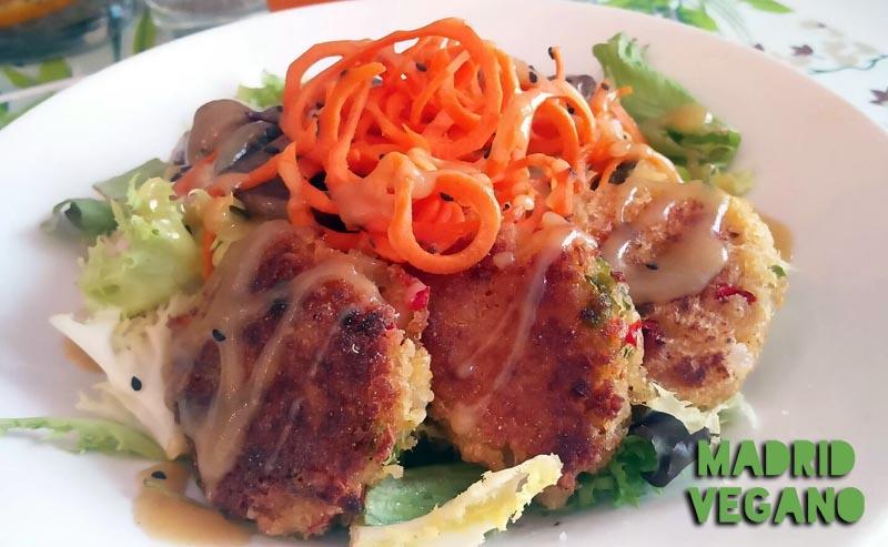 Madrid se veganiza: nuevos restaurantes veganos en verano 2017