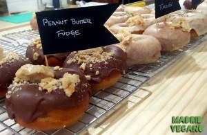 Delish Vegan Doughnuts, donuts veganos en el centro de Madrid