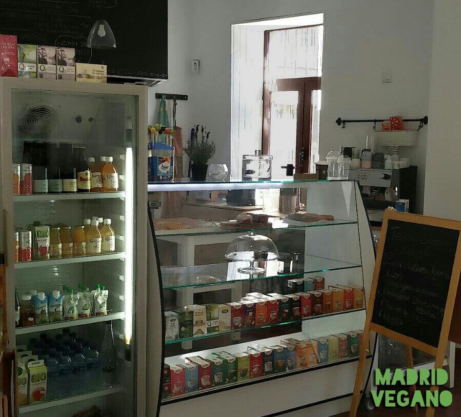 Mamá Eco, una tienda y cafetería vegana en Alcalá de Henares
