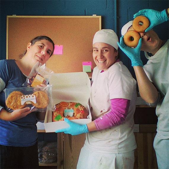 The Cookies Company, un obrador de dulces veganos en Madrid