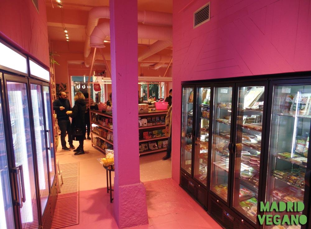 Veggie Room estrena tienda en Malasaña