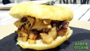 Rustic Fusion, fast food vegana en Prosperidad