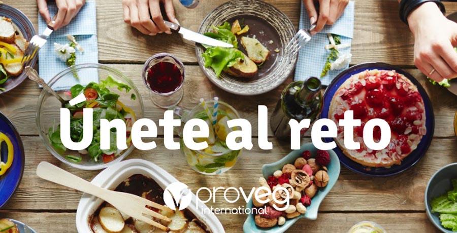 ProVeg lanza la campaña #SemanaSinCarne