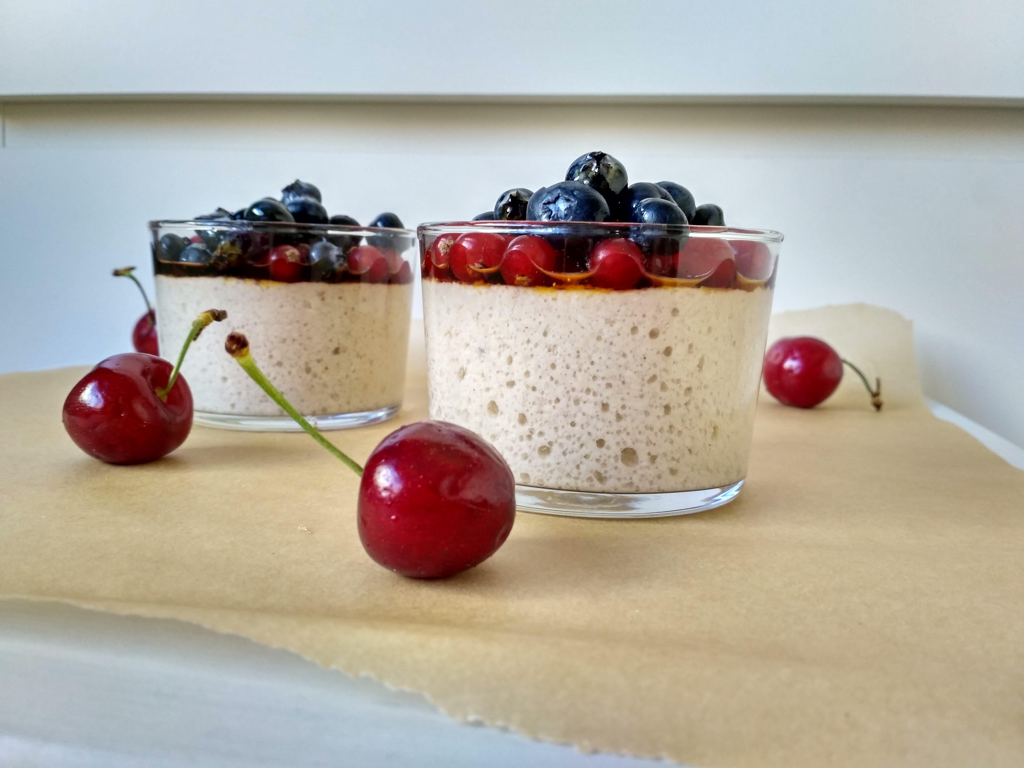 Desayunos sin lácteos y sin gluten