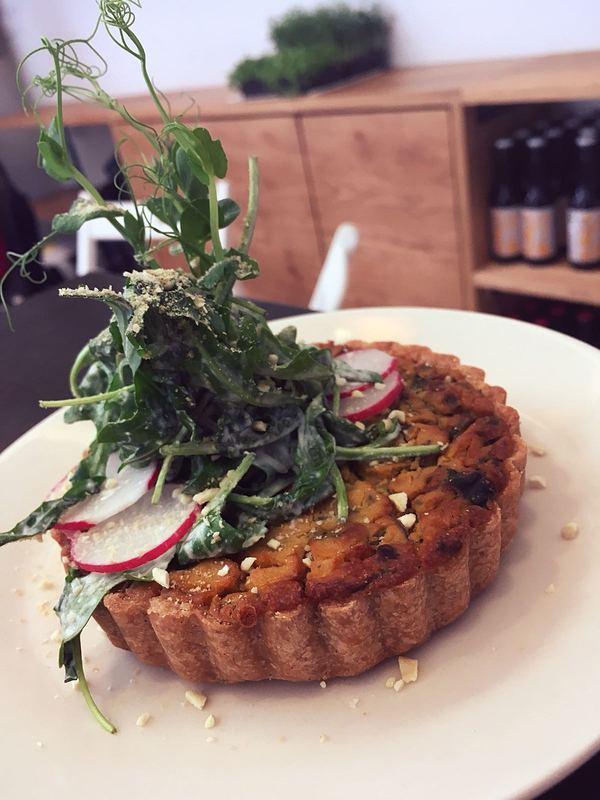 Bunny's Deli, cocina vegana, sana y deliciosa en Chueca