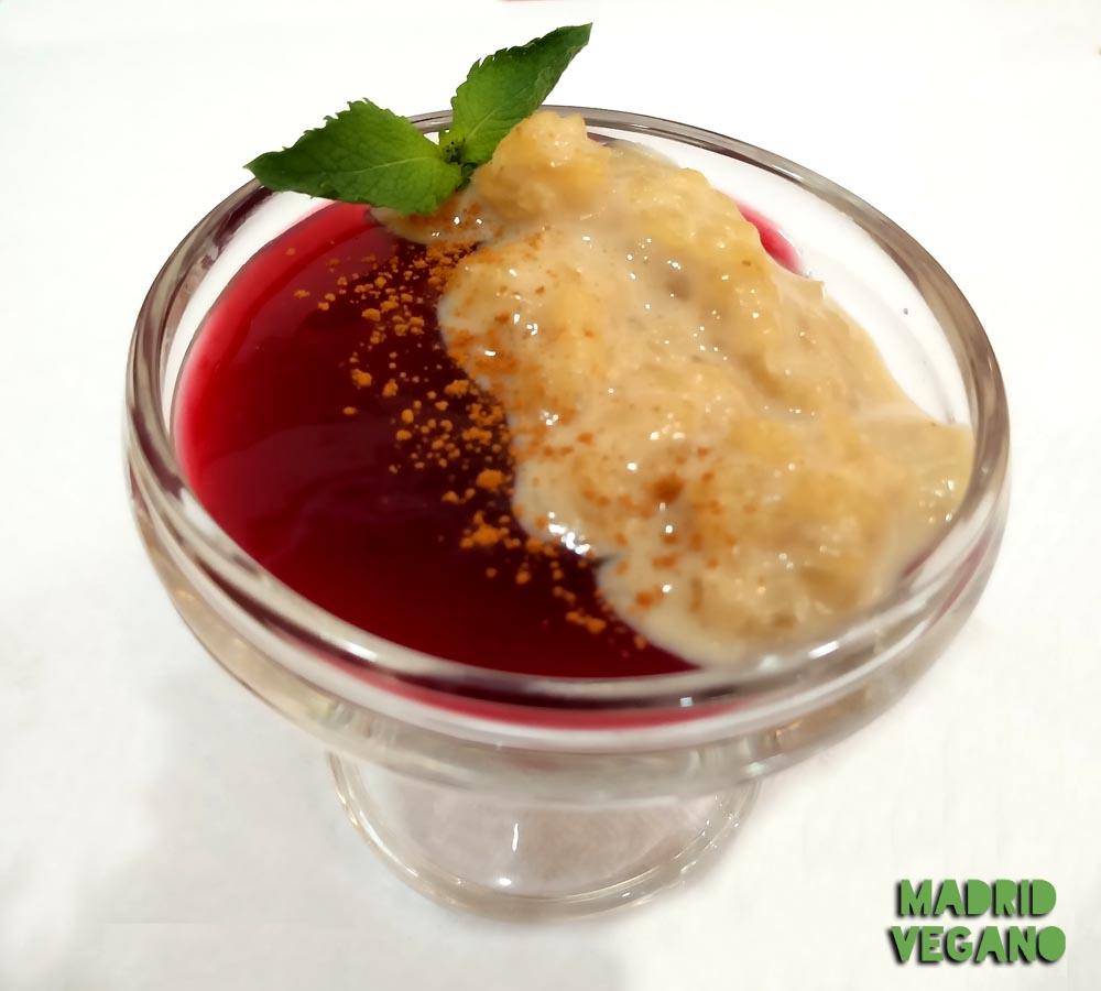 Los Andenes Vegan, cocina peruana y vegana en Madrid