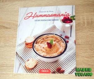 Hummusmanía, locura por el hummus de la mano de Delantal de Alces