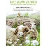 Tapeo vegano a favor de El Hogar Animal Sanctuary