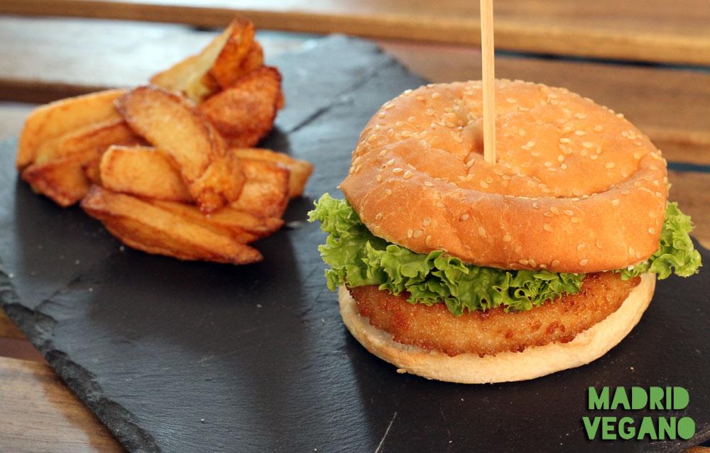 Mamá Eco. Restaurante vegano, nuevo enfoque en Alcalá