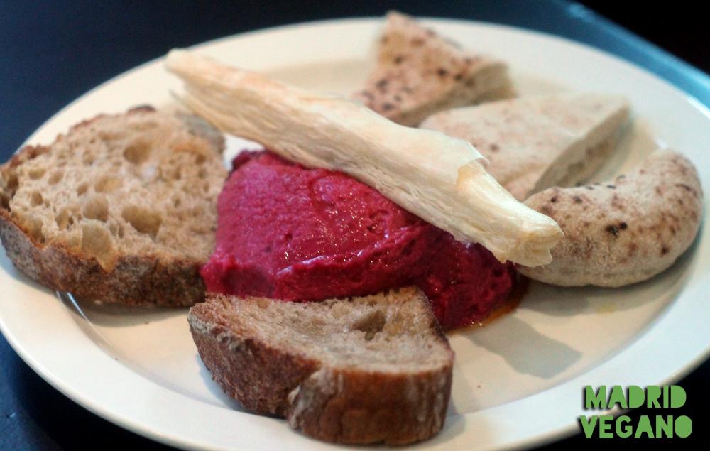 Vegania resurge en Carabanchel
