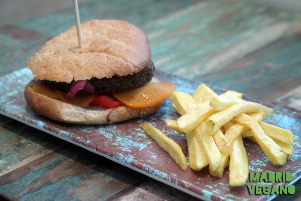 La Huella Vegana, la comida vegana llega a Las Rozas