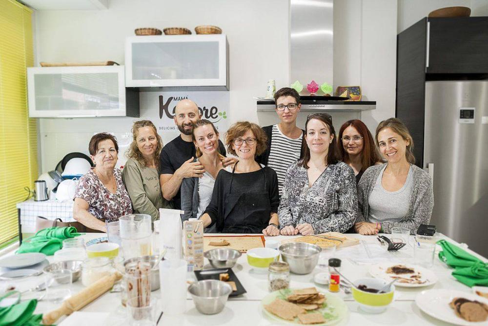 Curso b sico de cocina para principiantes i for Curso cocina vegana madrid