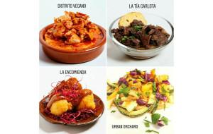 Guía para un Tapapiés vegano