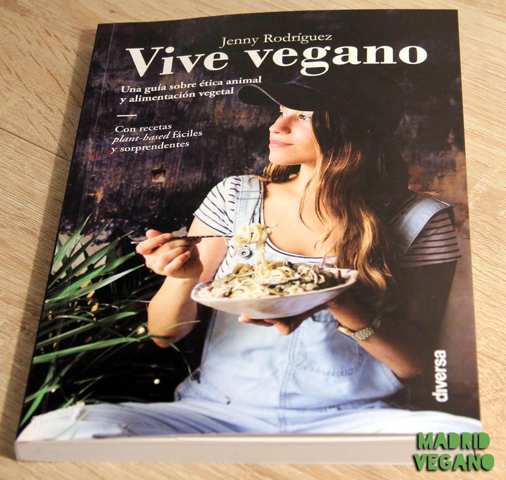 Vive Vegano, mucho más que recetas vegetales