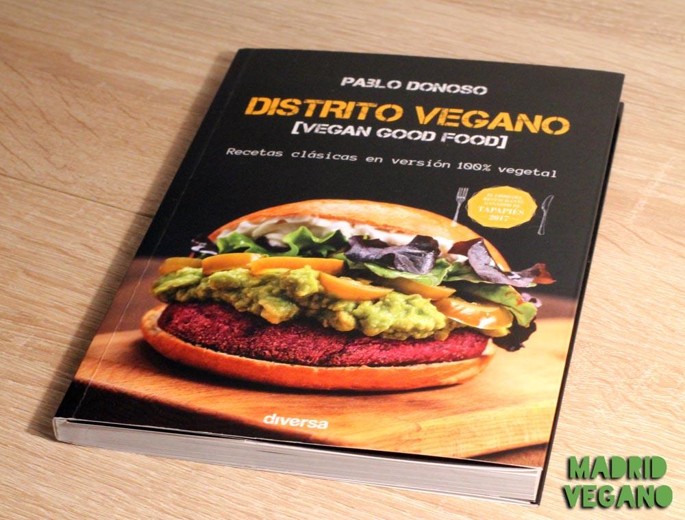 Distrito Vegano, elabora sus recetas más populares en casa