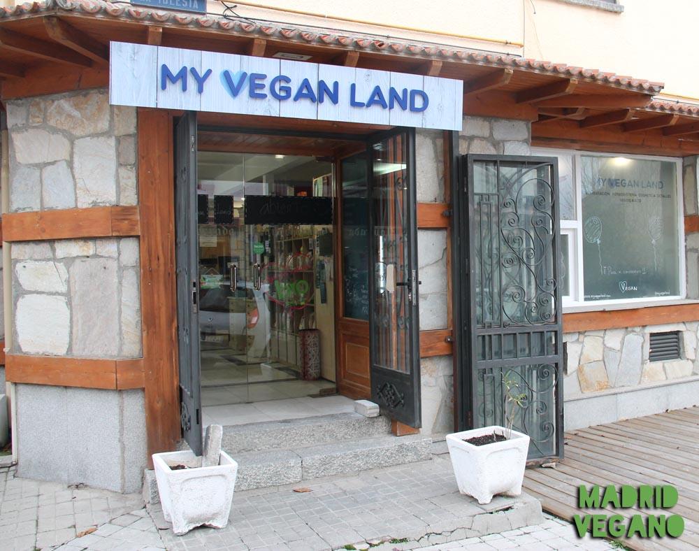My Vegan Land, acercando el veganismo a la sierra de Madrid