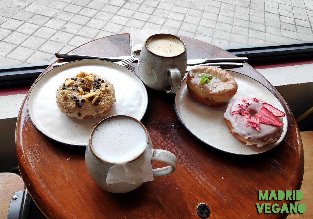 Bite Me, donuts y café junto al Matadero