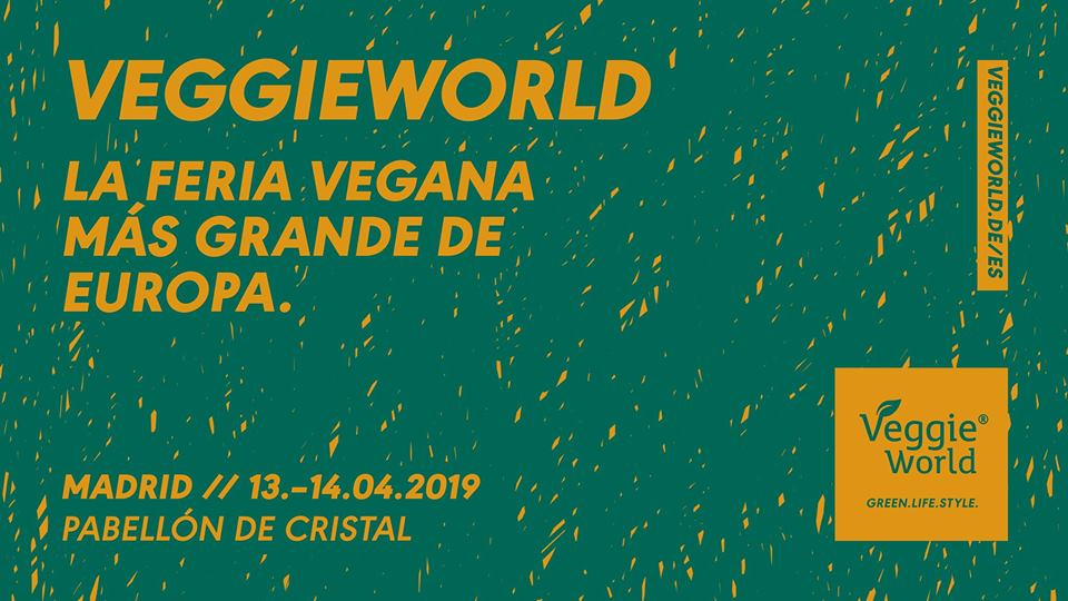 VeggieWorld Madrid 2019