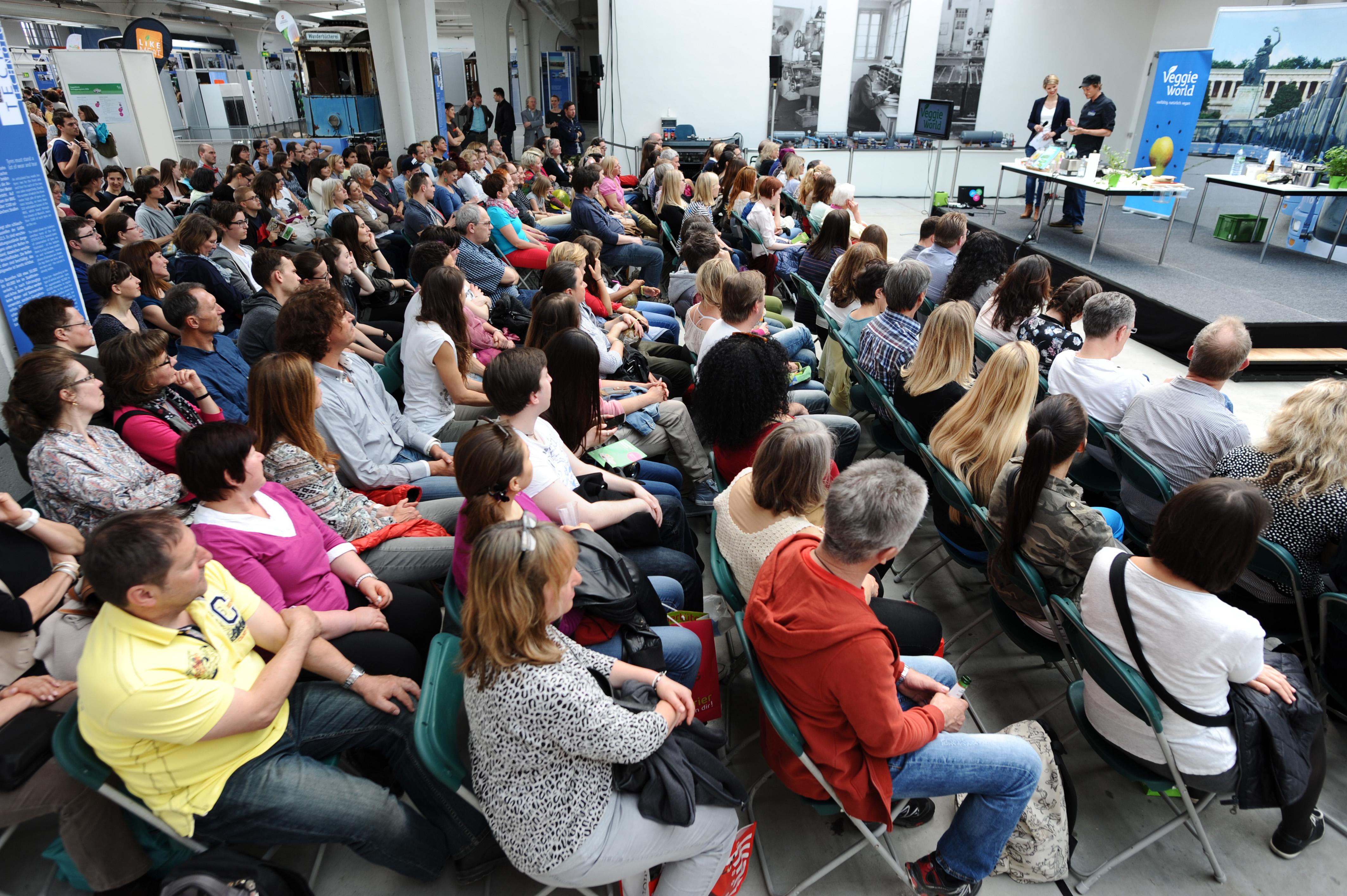 Lo que nos espera en la I VeggieWorld Madrid