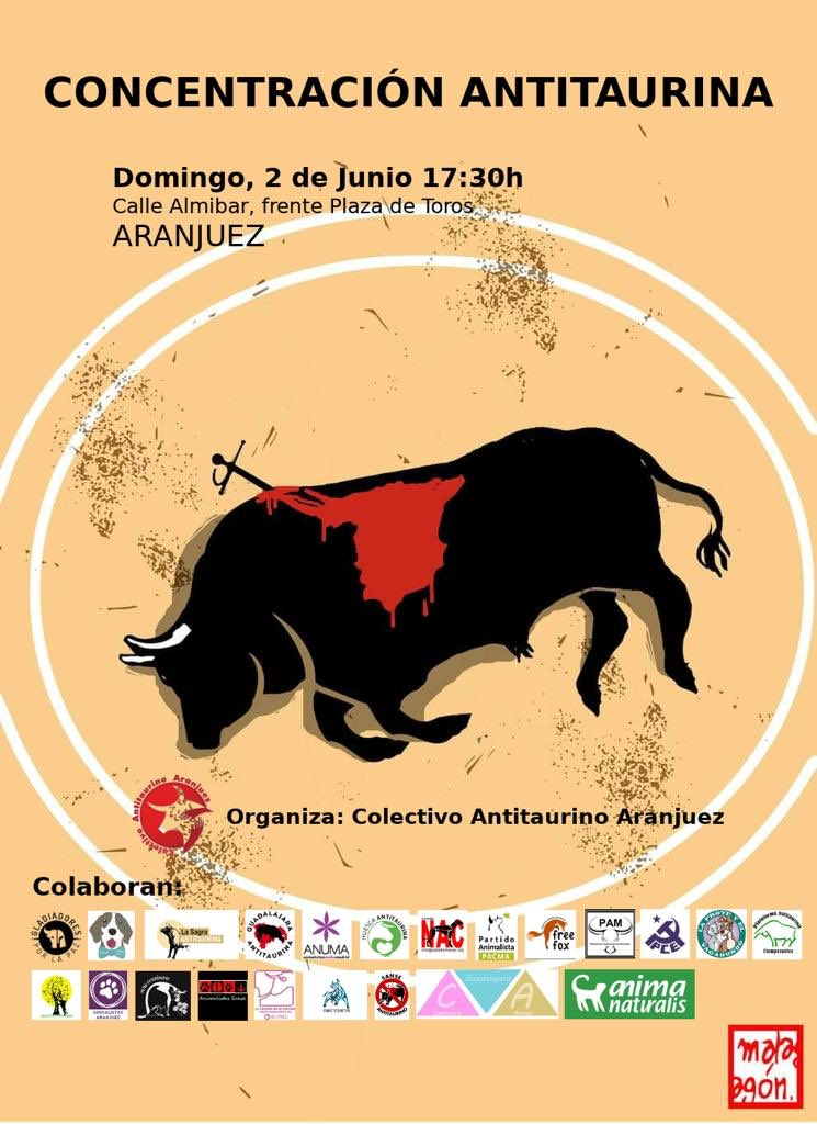 Colectivo-Antitaurino-Aranjuez