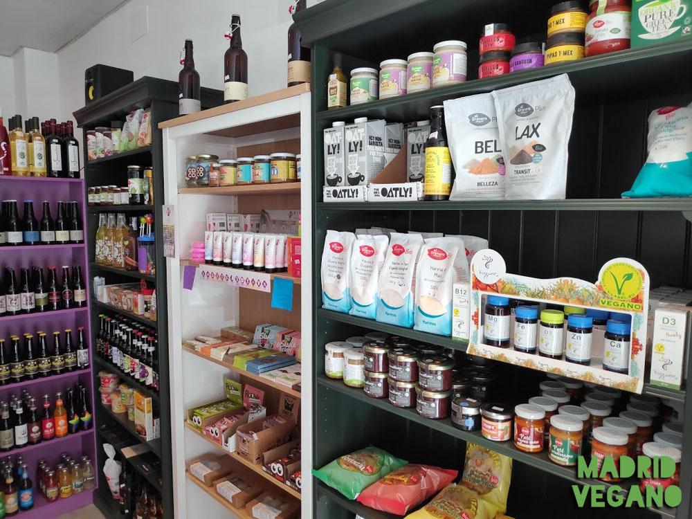 La Milla Verde Vegana, veganismo en el barrio del Pilar